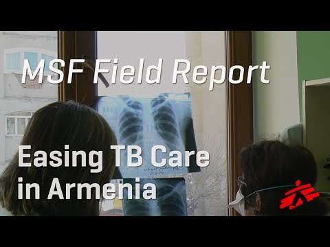 Easing Treatment for Drug-Resistant TB in Armenia