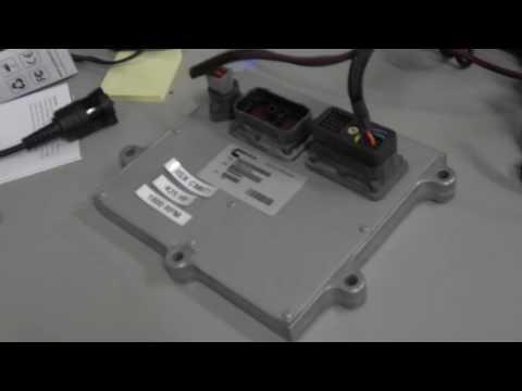 CanDo HD Code II performing a DPF Regen on a Cummins Engine