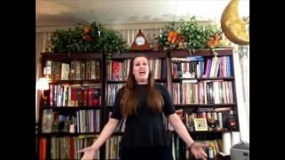 "Video Melissa Cox singing ""Don't Wanna Be Here"" download MP3, 3GP, MP4, WEBM, AVI, FLV Januari 2018"
