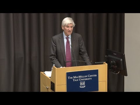 Henry L. Stimson Lectures on World Affairs: Never Closer Union. Does the EU Have a Future?
