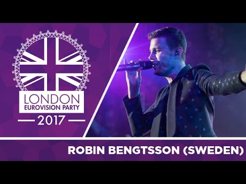 Robin Bengtsson - I Can't Go On (Sweden) | LIVE | 2017 London Eurovision Party