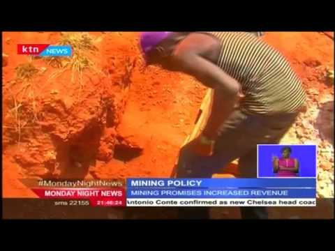 Kenyan Cabinet Approves The Mining Policy