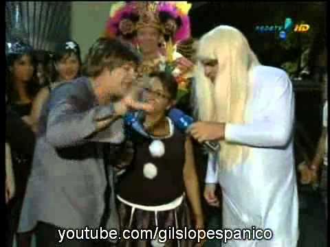 Pânico Na TV 20/02/2011 - Vesgo e Bola em Recife - Baile dos Artistas