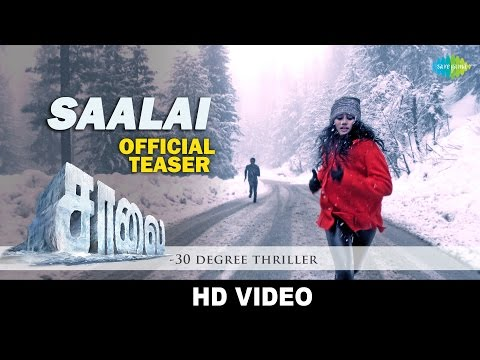 Thumbnail: Saalai Tamil Movie - Official Teaser | Vishwa, Krisha Kurup | Charles | HD Video with Eng Subs