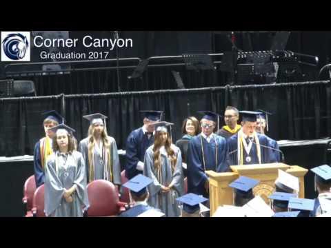 2017 Graduation Ceremony - Corner Canyon High School