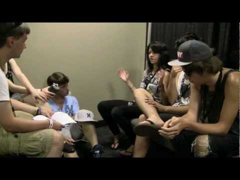 Warped Tour Interview - We Are The In Crowd