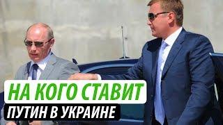 На кого ставит Путин в Украине