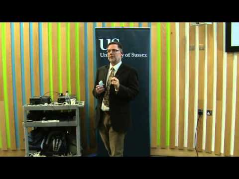 University of Sussex Professorial Lecture - Justin Rosenberg