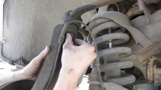 f150 upper and lower control arm replacement