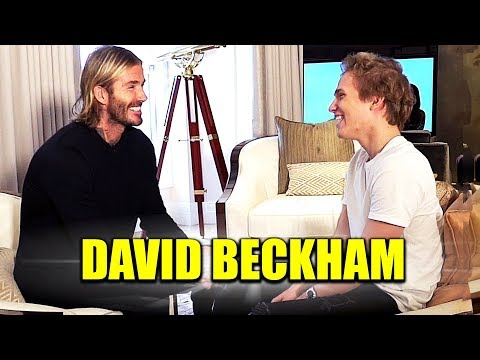 Do Londýna za Davidem Beckhamem - VLOG | Martin