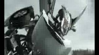 Transformers-New Citroen C4 Car advert