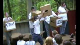 """Boxes"" - Church Youth Group Emotion Skit"
