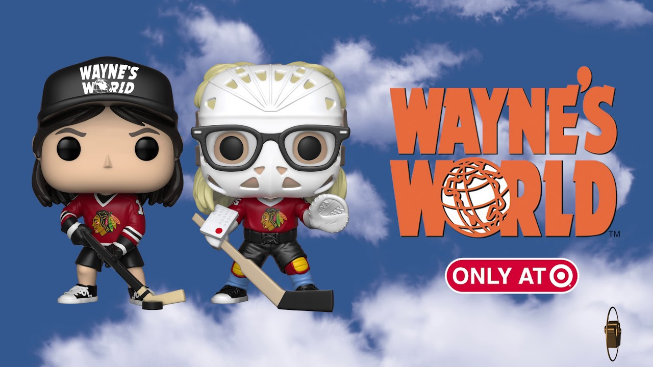 84b60845 Wayne's World Pop!s! - YouTube