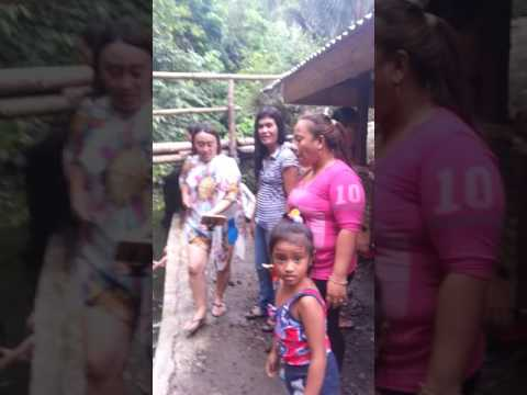 Buloyok falls at naawan misamis or