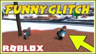 Roblox (Jailbreak) Shooting Glitch from every vehicle?!