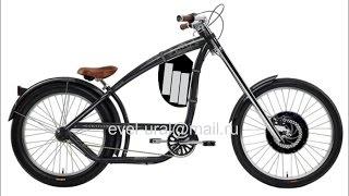 Начало, круизер Nirve Switchblade мощный электровелосипед 72V 15Ah electric bike cruiser 1500W