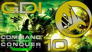 Command and Conquer 3 : Tiberium Wars   GDI Mission 10   Suddenly it's Borderlands 2!