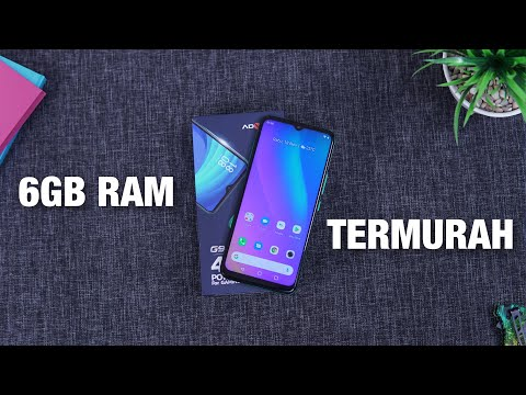700RIBUAN 4G dan Fingerprint - Unboxing Advan S5E Fingerprint Indonesia.