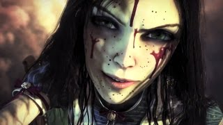 Скачать Alice Madness Returns Game Movie All Cutscenes 1080p HD