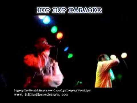 Hip Hop Karaoke NYC - Masta Ace performs 'Crooklyn'