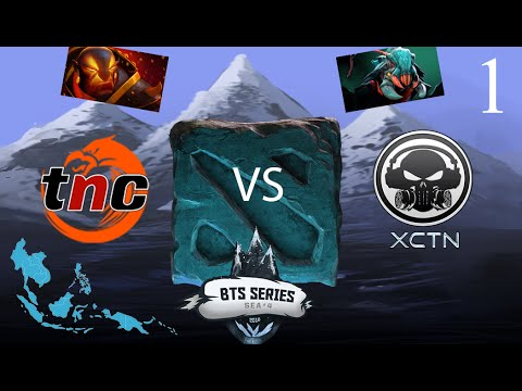 TnC vs Xctn - BTS Series SEA #4 - G1