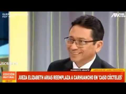 'El abogado que mató al Juez Richard Concepción Carhuancho'