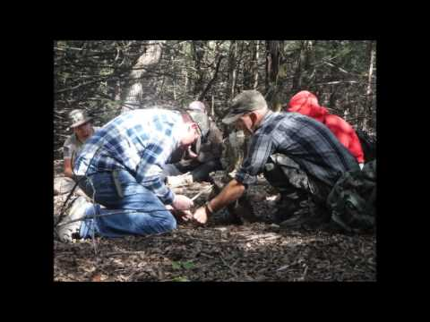 Blackthorn-USA Wilderness Skills Weekend 2016