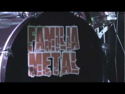 SABBATH TRIBUTE (Black Sabbath Cover) manda PARANOID no FAMÍLIA METAL 2013