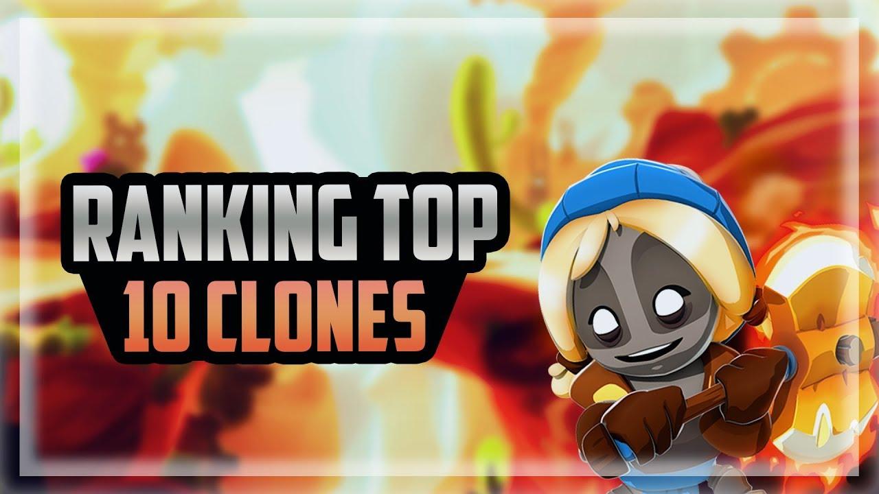 [Badland Brawl] Best Clones in Badland Brawl! Clone Ranking with Best Combos