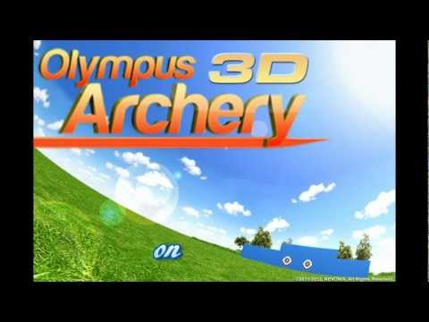 3D OLYMPUS ARCHERY (iOS) - Official Trailer