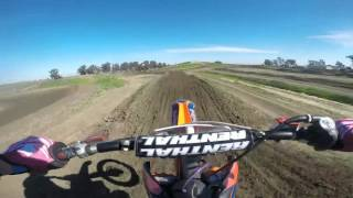 Argyll MX Practice Moto3 2/7/16