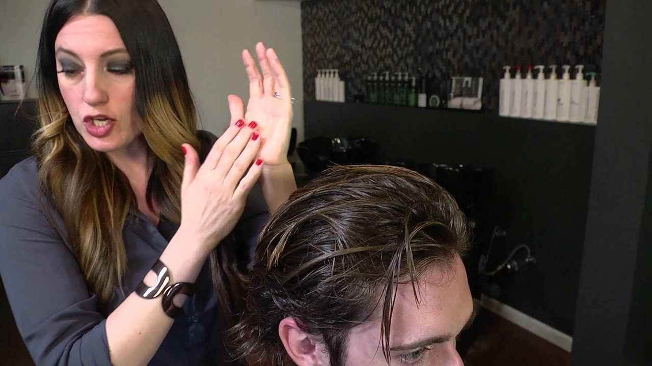 hair styling for men how to gel your hair for hair styling for 4215 | maxresdefault