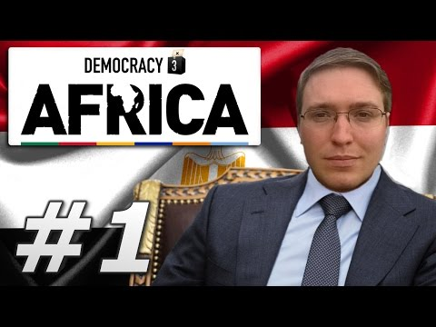 Democracy 3: Africa | Egypt - Year 1