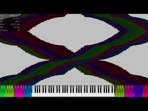 [Black MIDI] Challenge 4.mid | ~ me