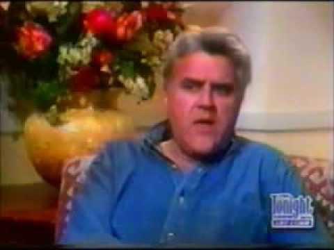 Jay Leno interviews Al Gore (2000)