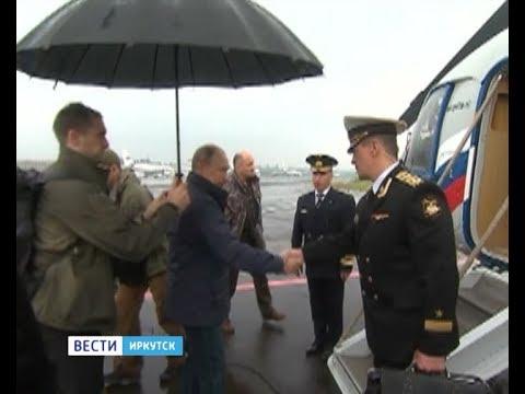 Владимир Путин прилетел в Тулун. Местные надеются, что приезд президента поможет решить их проблемы