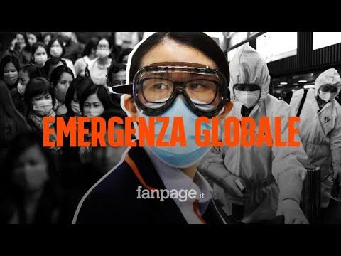 """Coronavirus, Primi Due Casi In Italia. Diecimila Contagi E 213 Morti: """"È Un'emergenza Globale"""""""