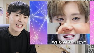 (ENG SUB)Can you guess 3 IDOLS IN 1 FACE?? [GoToe KPOP]