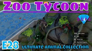 Thailand: Amazonia - Zoo Tycoon: Ultimate Animal Collection | Let's Play | South American Campaign 5