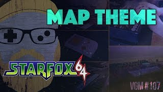VGM #107: Map Theme (Star Fox 64) Dark Ambient Industrial Cover
