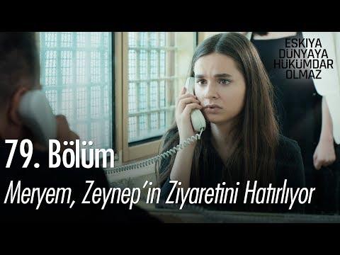 Meryem, Zeynep'in ziyaretini hatırlıyor...