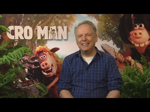 Encore: 'Wallace and Gromit' creator Nick Park on his new film 'Early Man'