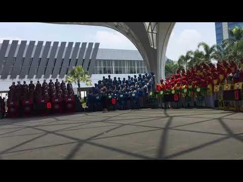 Kuis Siap Siap Aku Bisa (Resinda Park Mall Karawang) 06 Oktober 2018.       Segmen 2..