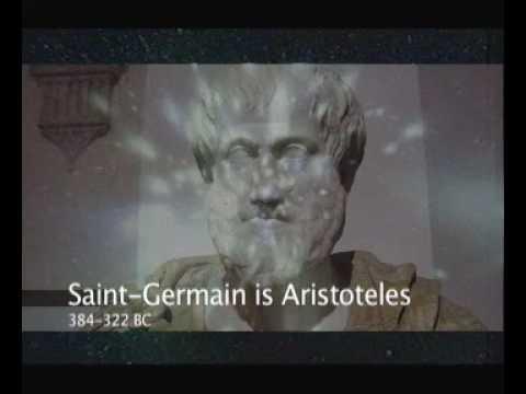 "Le Comte Saint Germain ""new history"" - Commander Ashtar"