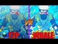 F2P PLAYER SUSANOO KAKASHI VS WHALE SUSANOO KAKASHI | Naruto Ultimate Ninja Blazing