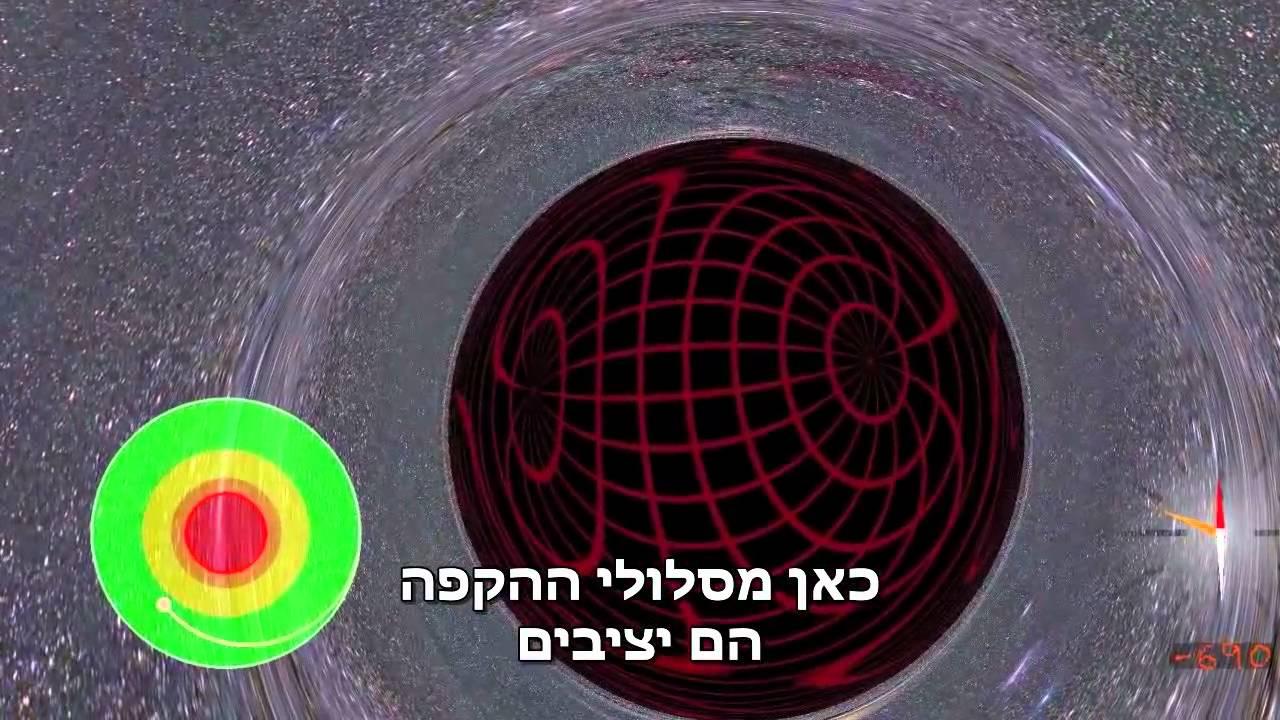 מסע לתוך חור שחור