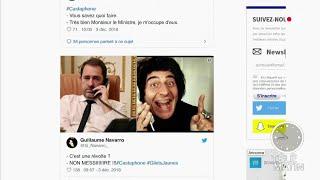Christophe Castaner se fait « troller » sur les réseaux sociaux
