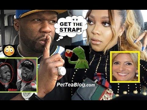 Teairra Mari Suing 50 Cent too with Lisa Bloom Help for Boyfriend Leaking Tape ☕