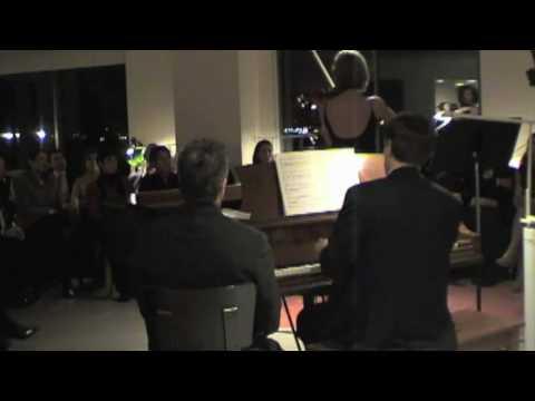 Elizabeth Pitcairn - Paganini Cantabile Live from NY