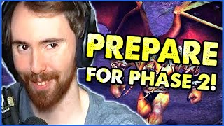 Asmongold Reacts to Phase 2 Preparation & Guide (World of Warcraft: Classic) by MadSeasonShow